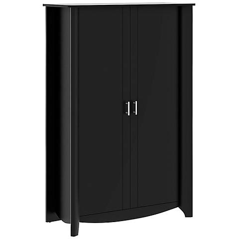 Aero 2-Door Classic Black Tall Storage