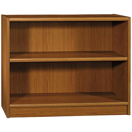 Universal Royal Oak 2-Shelf Bookcase