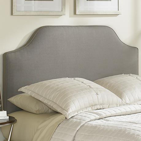 Bordeaux Dolphin Upholstered Headboards