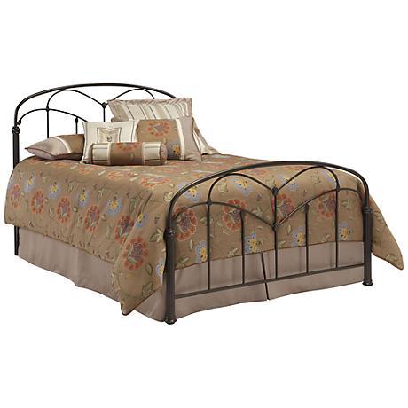 Pomona Warm Hazelnut Complete Beds