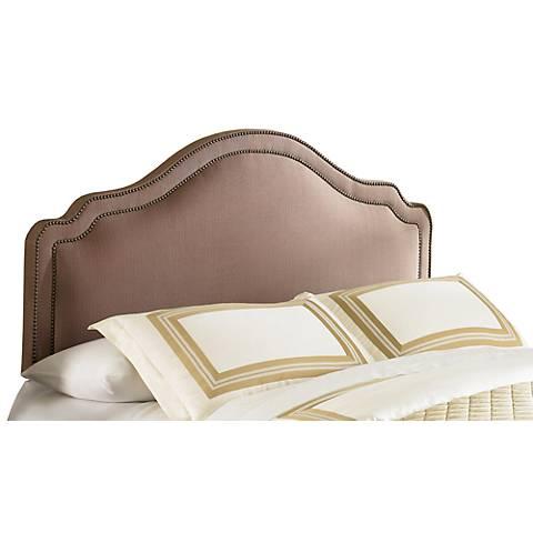 Versailles Brown Sugar Upholstered Headboards
