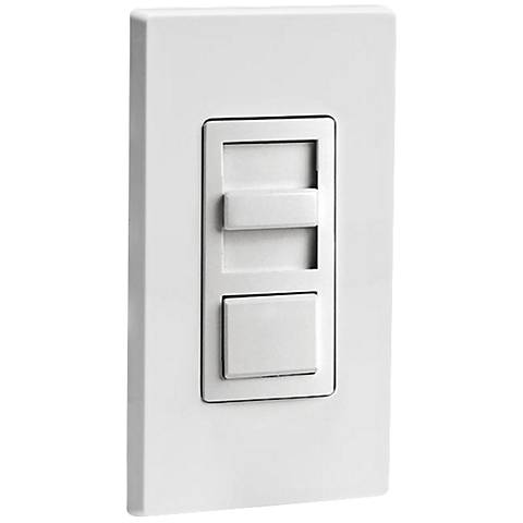 Philip MK10 3-Face MLI 600 Watt CFL Slider Dimmer