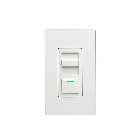 Sunrise Preset Electronic Low Voltage Wall Dimmer