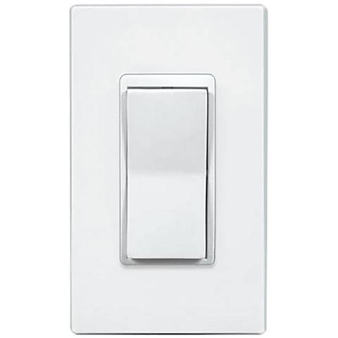 Philips White 3-Way Remote Dimmer Switch