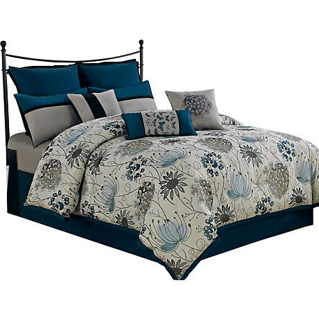 angelo:HOME Penrose 9-Piece Bedding Set