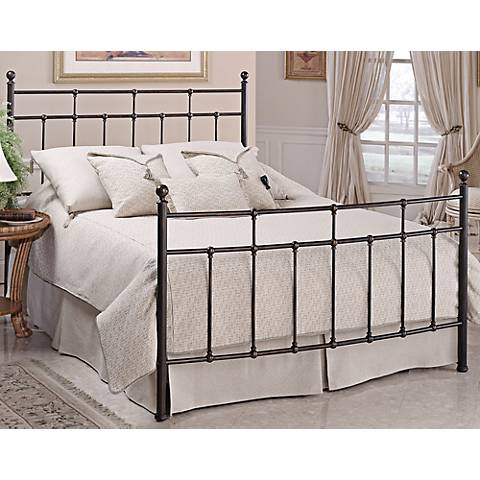 Hillsdale Providence Antique Bronze Bed