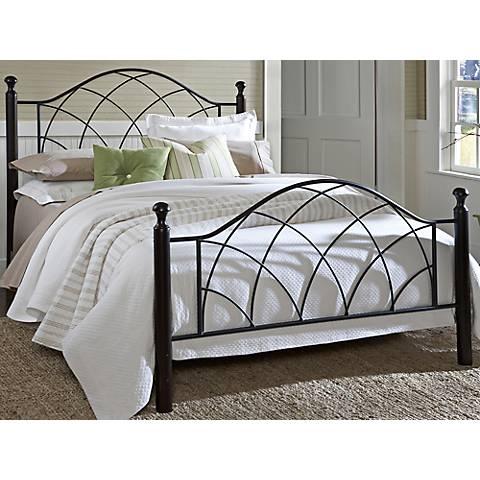 Hillsdale Vista Brown Bed