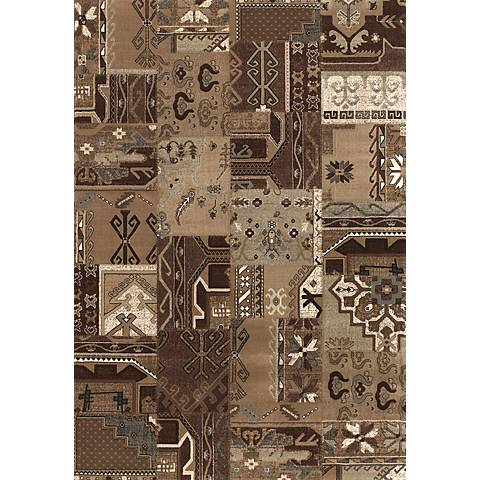 Shelby Baja Brown 05950 Area Rug