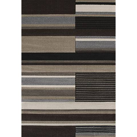 Townshend Soundtrack Brown 00250 Area Rug
