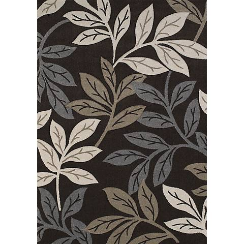 Townshend Freestyle Brown 00550 Area Rug
