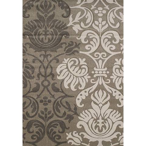 Townshend Replay Beige 00926 Area Rug