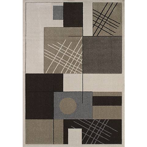 Townshend Touche Cream 01490 Area Rug