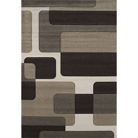 Townshend Sonar 01775 Multi Color Area Rug