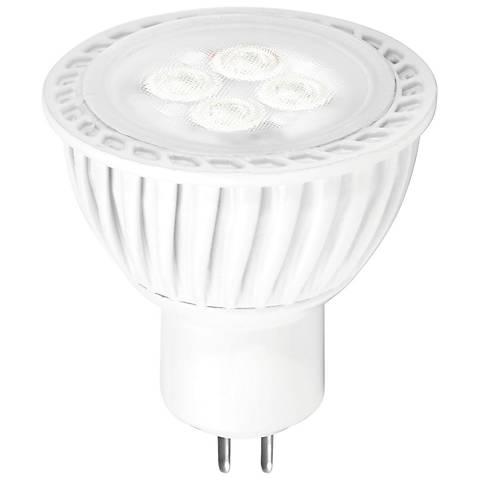 LED MR16 Base 5 Watt 120 volt 45 Degree Beam Light Bulb