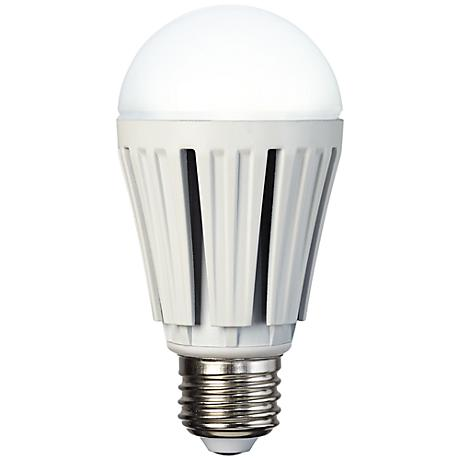 LED Frosted 9 Watt Dimmable A19 Bulb
