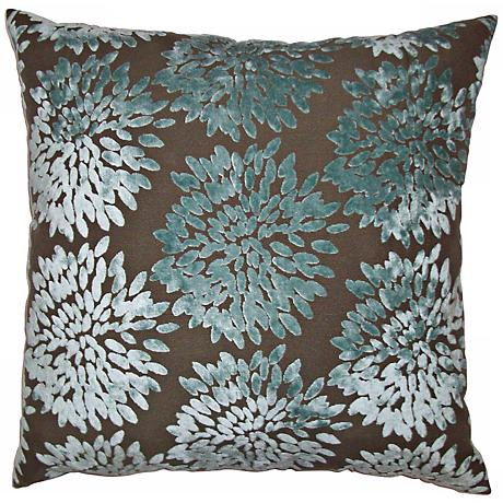 "Tuscany 24"" Square Decorative Pillow"