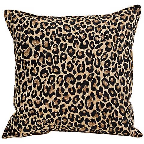 """Thundercat 20"""" Square Decorative Pillow"""