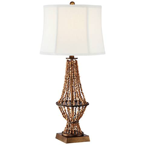 Barth Natural Stone Table Lamp by Regency Hill