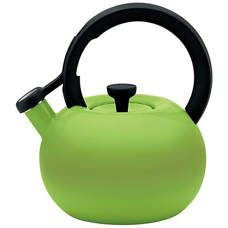 Circulon Circles 2-Qt Kiwi Green Tea Kettle