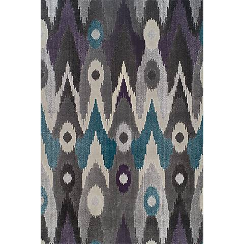 Dalyn Grand Tour GT116 Graphite Area Rug