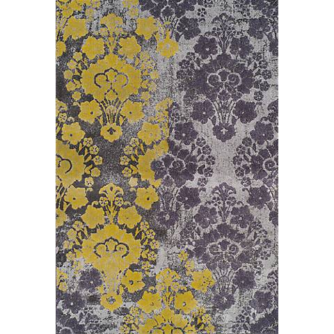 Dalyn Grand Tour GT20 Silver Area Rug