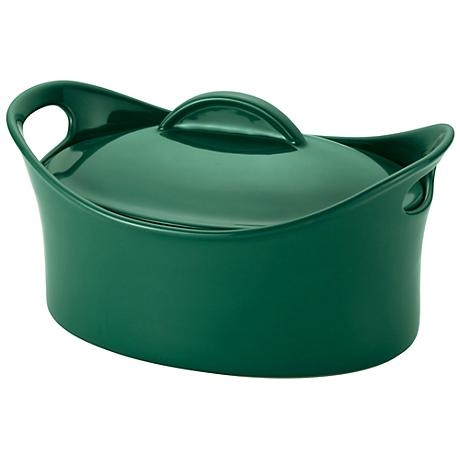 Rachael Ray Casserole 4 1/4-Quart Oval Baking Dish