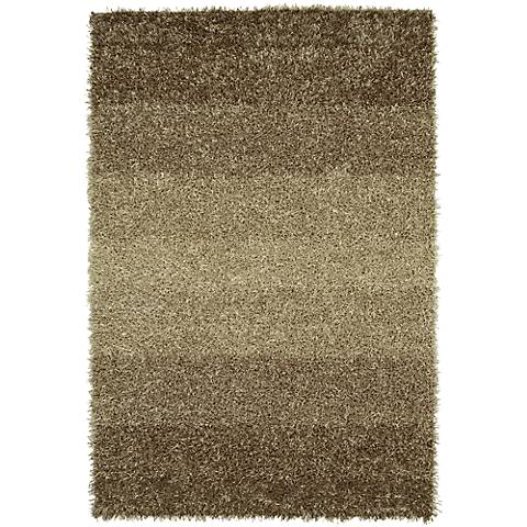 Dalyn Spectrum SM100 Nickel Shag Rug