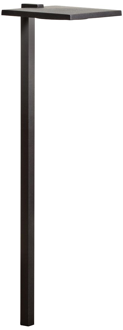 Kichler 6  Wide 2700K LED Shallow Shade Black Path Light  sc 1 st  L&s Plus & Kichler Path Lights Landscape Lighting | Lamps Plus azcodes.com