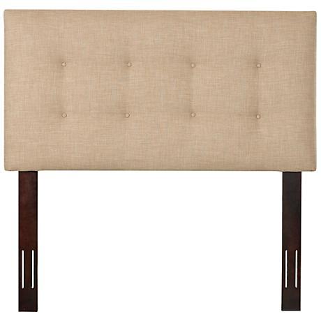 Klaussner Duncan Dumdum Linen Upholstered Headboards