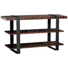 Klaussner Timber Forge Reclaimed Industrial Sofa Table