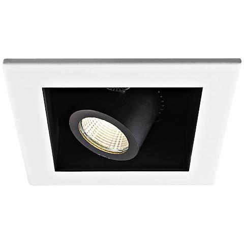 WAC 40 Degree 2700K LED Recessed Housing Single Flood Light