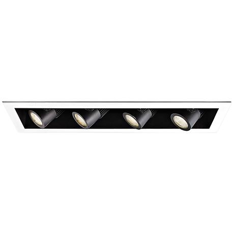 WAC 20 Degree 2700K LED Recessed Housing Quad Spot Light