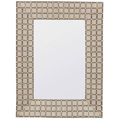 """Cooper Classics Beauclaire 23 1/2"""" x 31 1/2"""" Mirror"""