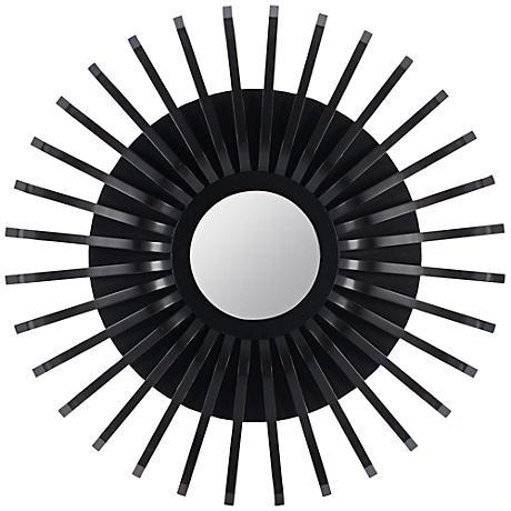 "Cooper Classics Katelyn 36"" Sunburst Wall Mirror"
