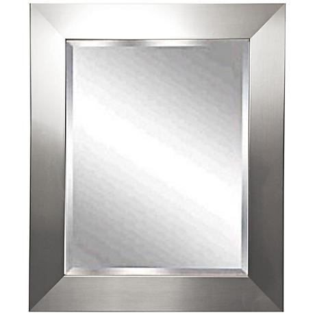 "Corden 29 1/2"" x 35 1/2"" Beveled Wall Mirror"