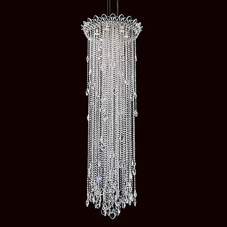 "Schonbek Trilliane Strand 24"" Wide Crystal Pendant Light"