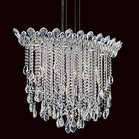 "Schonbek Trilliane Strand 35 1/2"" Wide Crystal Pendant"