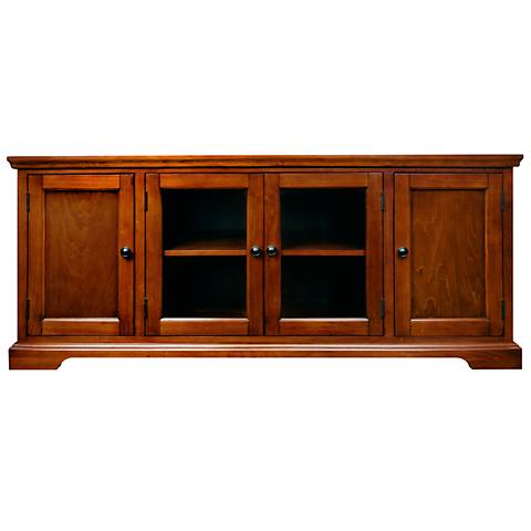 """Leick Westwood Cherry 60"""" TV Stand"""