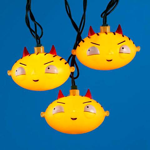 Ten Family Guy Stewie Party String Lights