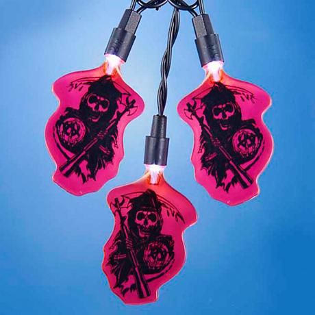 Ten Sons of Anarchy Party String Lights