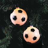 Ten Soccer Ball Party String Lights