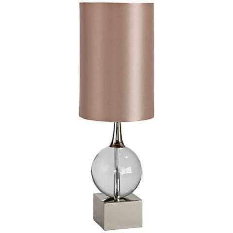 Regina Andrew Design Moon Champagne Gold Table Lamp
