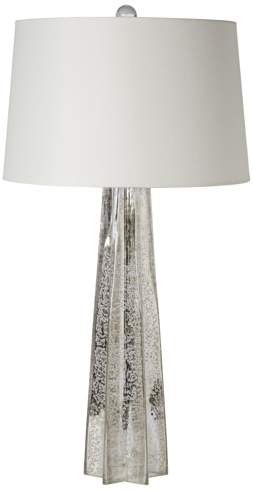 Regina Andrew Design Antique Mercury Glass Star Table Lamp