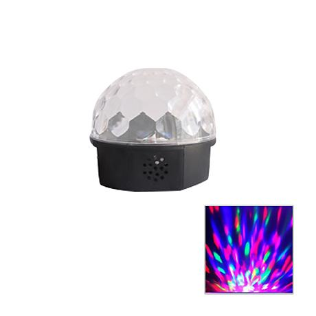 Rave LED Plug-In Projection Party Stage Light