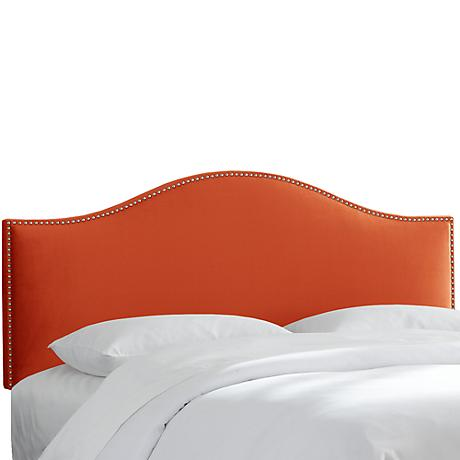 Mystere Mango Arched Headboard