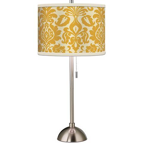 Stacy Garcia Lemongrass Florence Giclee Table Lamp