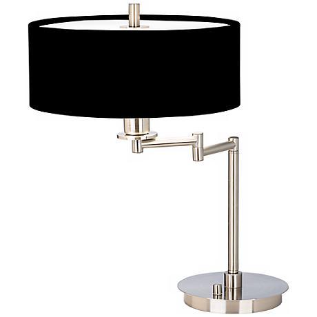 Energy Efficient Swing Arm Desk Lamp