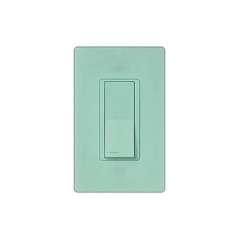 Lutron Diva Sea Glass SC Single Pole Switch