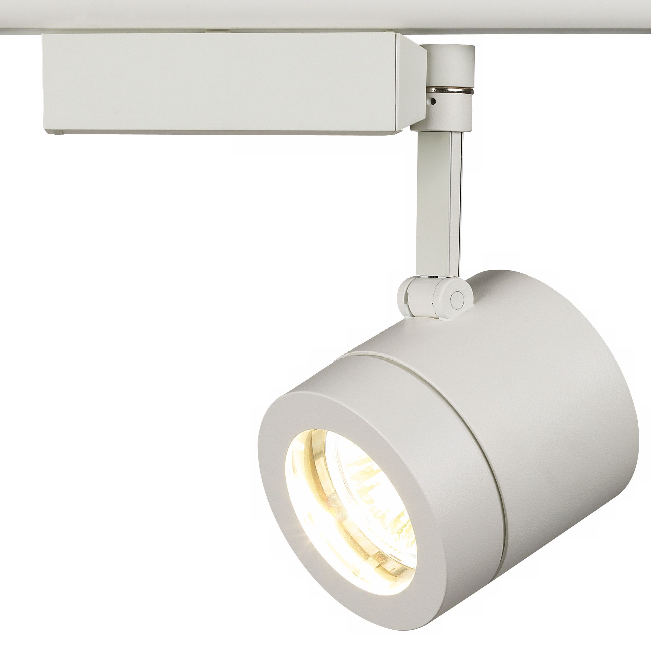 Lightolier Classic White MR16 Cylinder Track Light  sc 1 st  L&s Plus & Lightolier Track Lighting | Lamps Plus azcodes.com