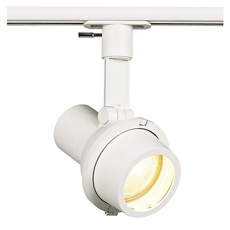 lightolier step spot white par20 led track head 62889 7v915 lamps plus. Black Bedroom Furniture Sets. Home Design Ideas